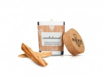 Masážna sviečka Magnetifico Enjoy it! Sandalwood 70 ml