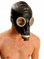 Ruská plynová maska čierna