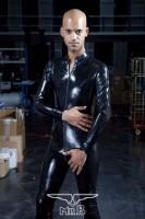 Gumový oblek Mister B Rubber Full Body Suit