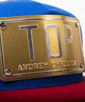 Šiltovka Andrew Christian Top Cap