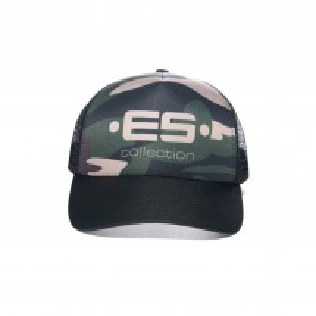 Šiltovka ES Collection CAP003 maskáčová