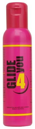 Silikónový lubrikačný gél Glide 4 You 100 ml