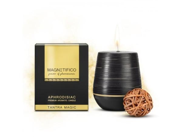 Vonná sviečka Magnetifico Aphrodisiac Tantra Magic