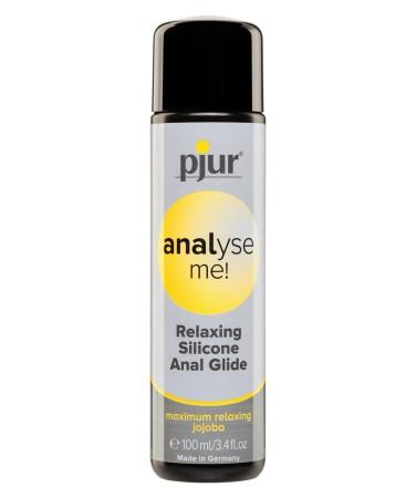 Silikónový lubrikačný gél Pjur Analyse Me! 100 ml
