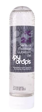 Lubrikačný a masážny gél JoyDrops 2v1 125 ml