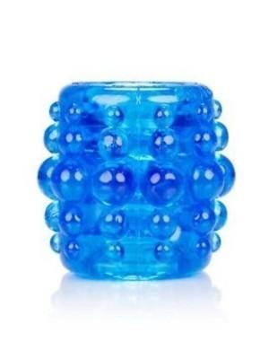 Naťahovač semenníkov Oxballs Slug 1 Ice Blue
