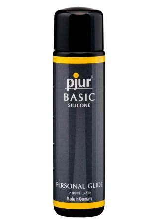 Silikónový lubrikačný gél Pjur Basic Personal Glide 100 ml