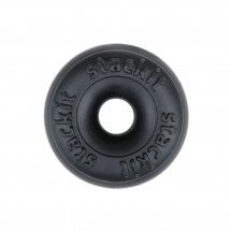 Erekčný krúžok Perfect Fit Stackit čierny