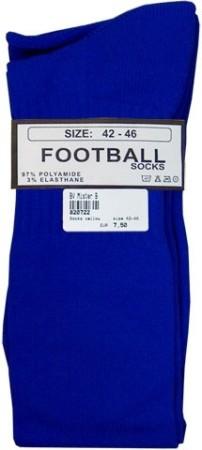Futbalové ponožky Mister B modré