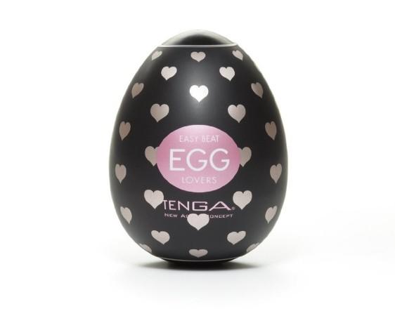 Masturbačné vajíčko Tenga Egg Lovers