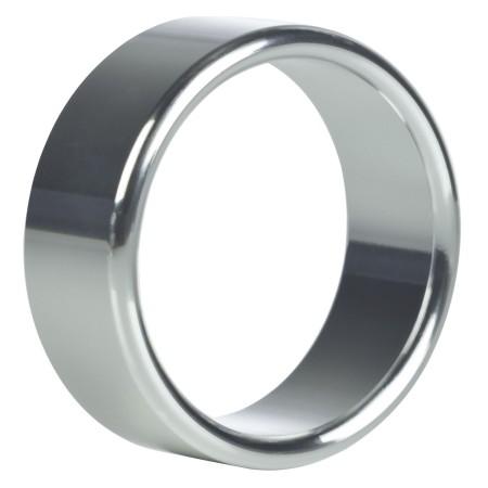 Kovový erekčný krúžok CalExotics Alloy Metallic Ring