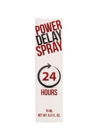 Odďaľujúci sprej Power Delay Spray 24 Hours 15 ml
