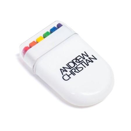 Maľovátko na tvár Andrew Christian Pride Rainbow Face Paint