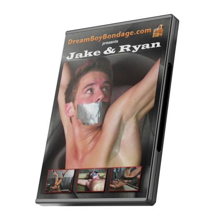DreamBoyBondage.com: Jake & Ryan DVD